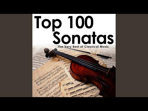 """Piano Sonata No. 14 in C-Sharp Minor, Op.27, No. 2 """"Moonlight Sonata"""": II. Allegretto"""