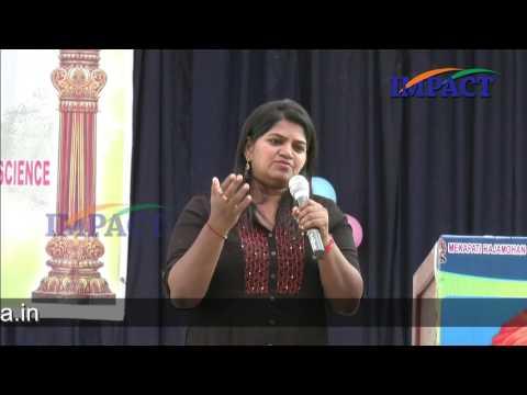 Meditation Jessy Naidu TELUGU IMPACT Udayagiri 2017