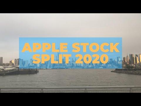 Apple Stock Split Today | Wall Street Cafe
