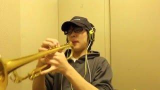 Feelin' Good by Christina Grimmie w/ Trumpet