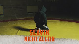 Slavik - NICHT ALLEIN prod. by Lucry (Official Video) 8K