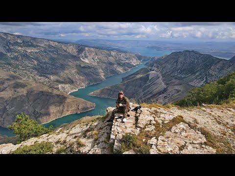 Нестандартный Дагестан! Страна гор, каньонов и мечетей