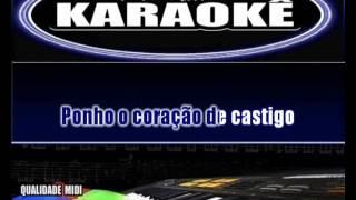 Karaokê José Augusto Juro Que Não Vou Mais Chora