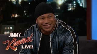 LL Cool J Is Passionate About Hip Hop