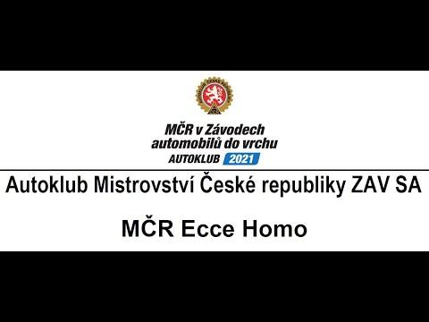 MČR ECCE HOMO 2021
