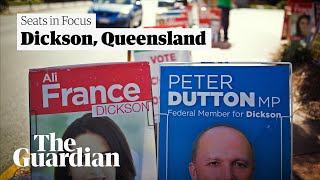 Dickson: sleepy suburbia roused by the battle over Peter Dutton