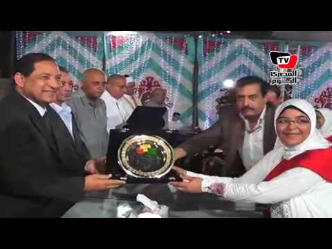 «صقر» يكرم حفظة القرآن الكريم من أبناء محافظة الغربية