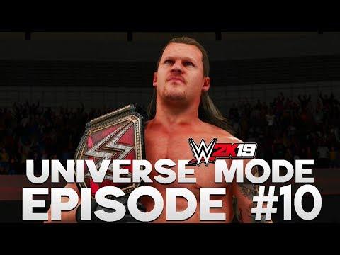 WWE 2K19 | Universe Mode - 'VENGEANCE PPV!' (PART 4/4) | #10