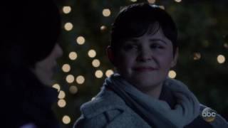 Once Upon a Time 6x01 Regina and Snow + End SCene The Evil Queen and Zelena