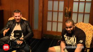 Barnett & Cormier: Breakdown MMA History!