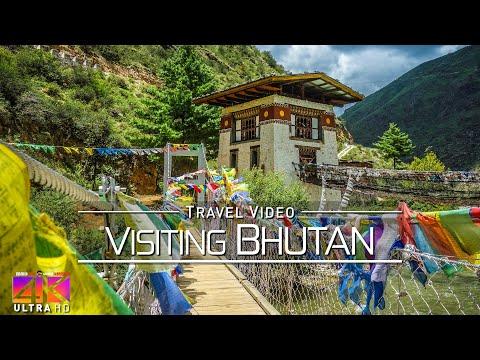 סרטון החושף את היופי הקסום של ממלכת בהוטן