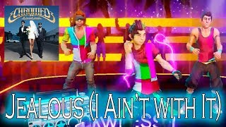 """Dance Central Fanmade - """"Jealous (I Ain't with It)"""" Chromeo 