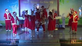 Hoạt Cảnh Giáng Sinh 2016 - Giáo Xứ Bò Ót - Giáo Phận Long Xuyên