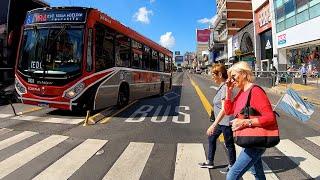 Buenos Aires, Argentina —  City Walking Tour 【4K】🇦🇷