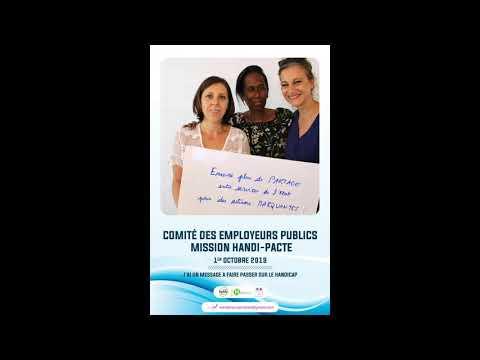 COMEP du 1er octobre 2019 : Les employeurs publics font passer un message sur le handicap
