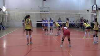 preview picture of video 'OTPS Nike Ostrołęka   UKS 13 Radom'