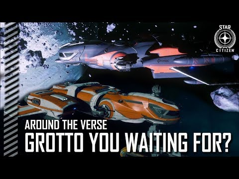 Around the Verse - Grotto You Waiting For?