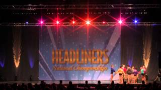 """What The World Needs Now"" - Headliners Platinum Circle Dance-Off, 2012 National Championships"
