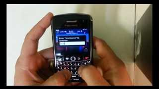 How To Reset Your Blackberry If It Is Locked With A Password - Factory Reset