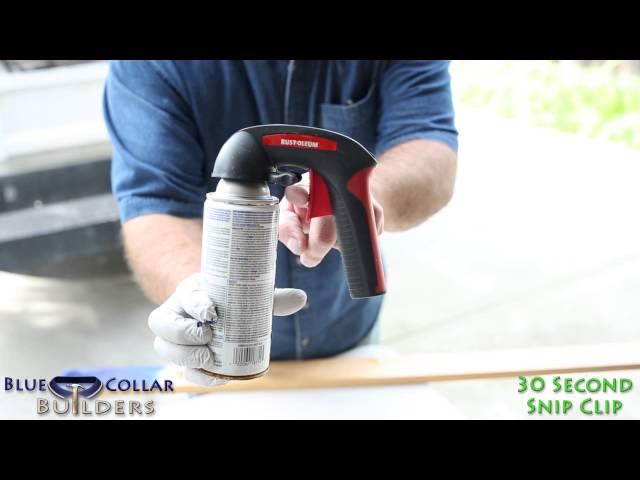 Spraypaint Comfort Grip