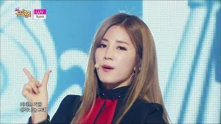 【TVPP】Apink - LUV, 에이핑크 - 러브 @ Show Music Core Live