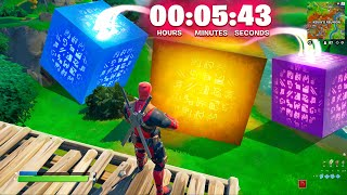 The Cubes are Moving! (Fortnite Battle Royale)