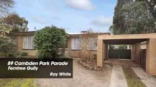 89 Cambden Park Parade, Ferntree Gully. Agent: Trish Davie 0431 985 312