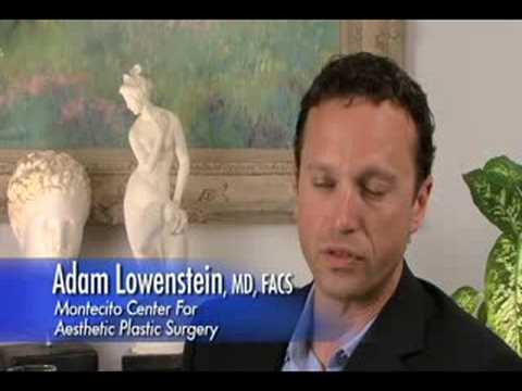 Plastic Surgery in Santa Barbara- Dr. Lowenstein's Education