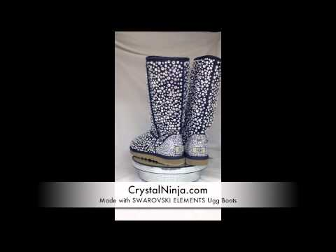 Made with Swarovski Elements, Ugg Boots