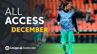 All Access LaLiga Santander Diciembre