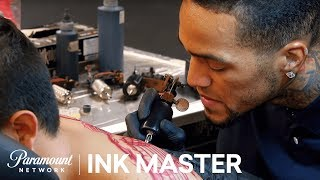 Freehand Face-off - Ink Master, Season 7