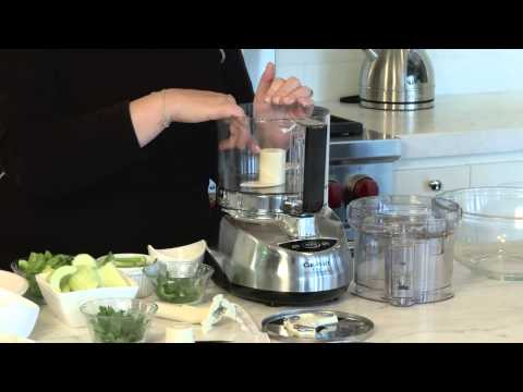 , Cuisinart DLC-2009CHBMY Prep 9 9-Cup Food Processor, Brushed Stainless