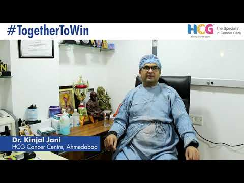 Know about Head and Neck Cancer - Dr. Kinjal Jani