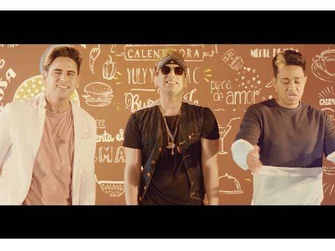 Yuly y Havana C feat Buena Fe, Calentando Cazuela