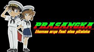 Prasangka Remix-thomas Arya Feat Elsa Pitaloka-layar Dj Warehouse With Lyrics