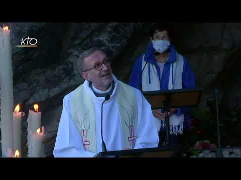 Chapelet du 12 novembre 2020 à Lourdes