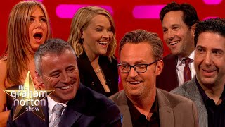 The Absolute BEST FRIENDS Moments On The Graham Norton Show