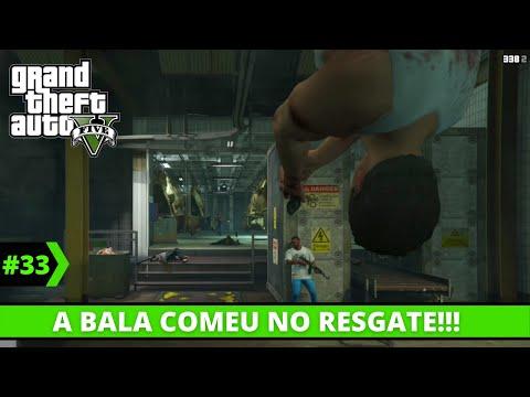 GTA V | Grand Theft Auto V Detonado #33 - Carne Fresca | Gameplay PC em Portugus