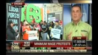 Fox's Stuart Varney Continues Promoting Minimum Wage Myths