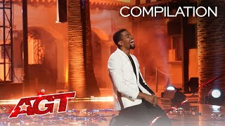 ALL of Brandon Leake's Performances on Season 15 of AGT! - America's Got Talent 2020 thumbnail