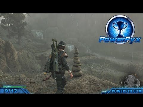 Days Gone - 12 Anarchist Cairn Locations (Go Kick Rocks Trophy Guide)