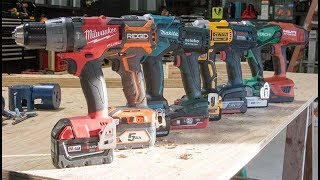 The Best Cordless Drills Buy On Amazon