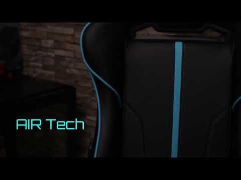 Кресло компьютерное THUNDERX3 BC5 Black AIR