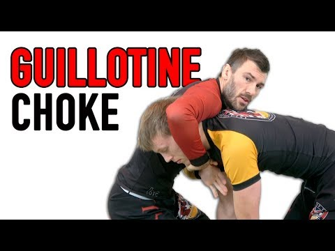 How to Make the Guillotine Choke Tighter (and Harder to Escape)
