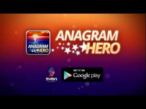 Video of Anagram Hero: Best word puzzle