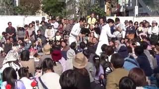 大道芸ワールドカップ In 静岡 2016 シルヴプレ