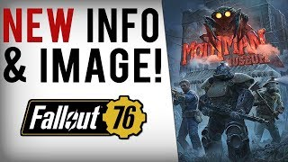Fallout 76 - NEW IMAGE & INFO! Gameplay Details, Mothman Reveal, BETA Rumors & More!