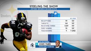 Former Steelers