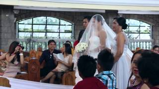 CHAD & CLAYDZ Wedding (Same Day Edit Video) by: i-Shot Studio