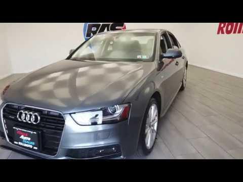 Pre-Owned 2014 Audi A4 Premium Plus